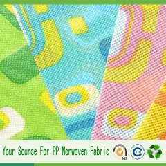 nonwoven fabric printing