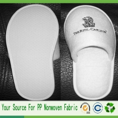 good quality  non slip slipper fabric