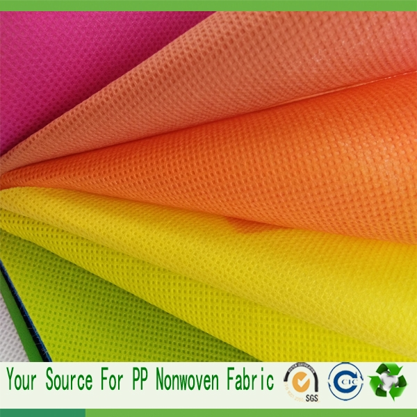 pp white fabric roll