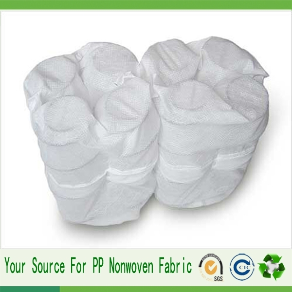 mattress spring pocket fabric